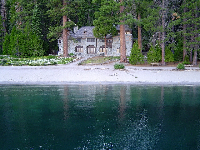 Vikingsholm Lake Tahoe